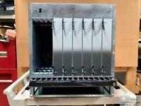 910-0001-01 CYAN CIENA Z77 14-SLOT CHASSIS EMPTY SHELF WOBA700JRA