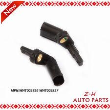 Right & Left ABS Wheel Speed Sensor Fit For Audi A3 S3 TT VW WHT003856WHT003857