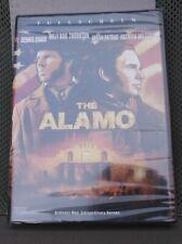 The Alamo (DVD, 2004)Billy Bob Thornton, Dennis Quaid, Jason Patric NEW & SEALED