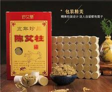 Five Years Pure Moxa Roll Stick Old Moxa Roll For Moxibustion Health Product 陈艾柱