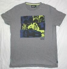 Mini Cooper Sound of Mini BMW Grey T shirt Official XL Size XLarge Car Tee