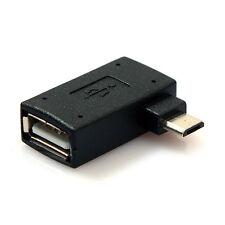 Micro USB 2.0 OTG-Host-Adapter mit USB Power für Handy-Tablette