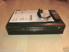Technics SJ-MD100 High-End MiniDisc-Recorder, inkl. FB&BDA, 2 Jahre Garantie
