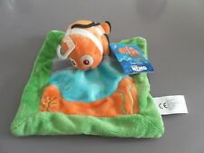 doudou plat poisson NEMO 3D DISNEY neuf