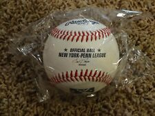 Rawlings Official NEW YORK-PENN LEAGUE Baseball (1 NEW Minor League Ball)