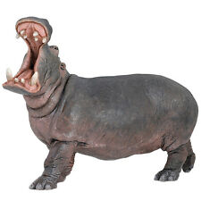 PAPO Wild Animal Kingdom Hippopotamus Bull Figure NEW