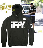IFFY NY hoodie worn by Robert Pattinson totally sold out range