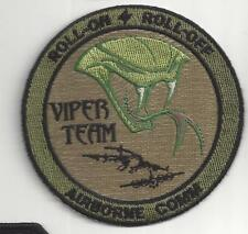 PATCH USAF 379th EXPEDITIONARY AIRBORNE COMM  VIPER TEAM   OCP     J