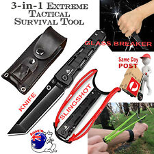 EXTREME OUTDOOR EDC MULTI-TOOL POCKET HUNTING KNIFE SURVIVAL TACTICAL TOOLS