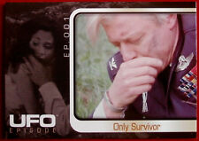 UFO - Individual Card from Base Set, Cards Inc - #022 Identified - Only Survivor