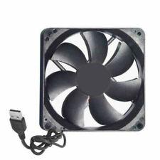 1Pc 5V USB Connector 50x50x10mm PC Computer Cooling Cooler Fan Heatsink C.B
