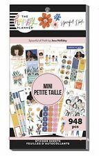 NEW RELEASE! Happy Planner x Spoonful Of Faith Mini Value Pack Stickers Book