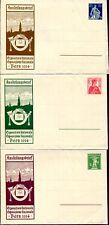 Svizzera 1914 mostre tutta cose fresco di stampa (a9134