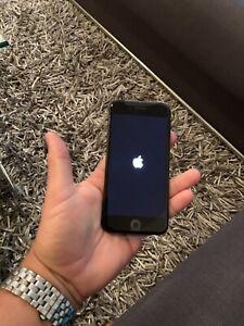 Apple Iphone 8 Black 64 GB ATT Certified Restored