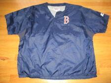 Vintage Diamond Starter BOSTON RED SOX Windbreaker (XL) Warm-Up Jacket