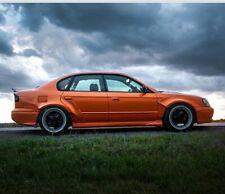 Subaru Legacy B4 BE extensions