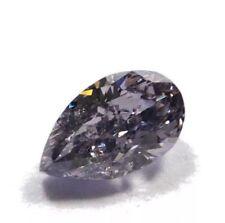 0.06ct Certified Bluish Violet Diamond