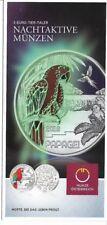 Österreich 3 Euro Papagei 2018 nur Flyer no coin   Eiamaya