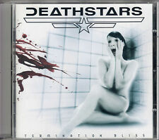 DEATHSTARS termination bliss CD 2006 w/2 bonus tracks Industrial Gothic Metal