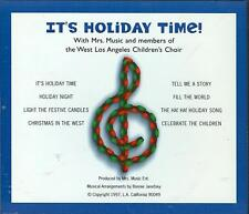 MRS. MUSIC West Los Angeles Children's Choir CD holiday