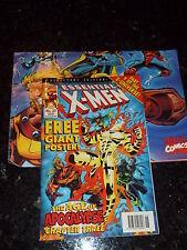 ESSENTIAL X-MEN Comic - Vol 1 - No 27 - Date 11/1997 - MARVEL Comic FREE GIFT