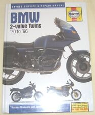 Haynes  Manual BMW 2-Valve Twins 1970 to 1996 R R45 R50 R60 R65 R75 R80 R90 R100