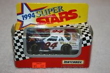 Nib - Matchbox 1994 Series Ii Super Stars - White Rose Racing - 94 - Ltd. Ed.