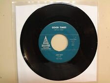 """JOEY DAY & THE NITE TYMES: Good Times-Anothers Arms-U.S. 7"""" 60's Beaver Records"""