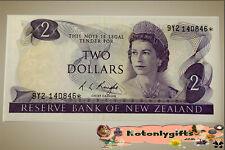 NZ. - 2 Dollars Star Note 'Knight' (P164c) .... UNC