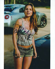 ELSA PATAKY THE FAST AND THE FURIOUS 5 AUTOGRAPHED PHOTO SIGNED 8X10 #3 ELENA