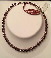 Zhen Zhu Fine Chinese Cultured Pearls