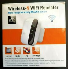 Neues AngebotWireless-N WiFi Repeater  Netzwerkverdindungsgerät  300Mbps  NEU