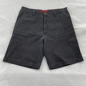 Wolverine Cargo Shorts Men's Size 36 Black