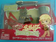 Girlz Bratz Doll Babyz Outdoor Style Fashion Pack Skirt Top Purse Shoes New