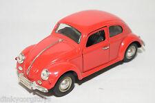 VW VOLKSWAGEN BEETLE KAFER RED EXCELLENT CONDITION
