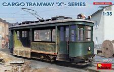"Miniart 38030 - 1:35 Cargo TRAMWAY ""X"" - Series-Neuf"