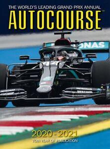 Autocourse 2020-2021 Annual: The World's Leading Grand Prix Annual by Dodgins