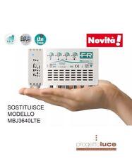 FRACARRO 223601 MBJ EVO LTE CENTRALINO TV 3+DAB,4,5,U 35db EX MBJ3640LTE