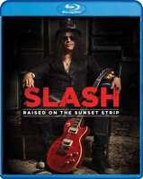 New: SLASH: RAISED ON THE SUNSET STRIP - Blu-Ray (Guns N Roses, Saul Hudson)