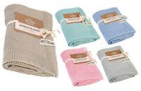 SweetDreams Baby und Kinder Decke aus 100% Bambus-Fasern 80x90 (1015)