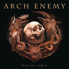 Arch Enemy Will to Power Bonus Track CD 2017