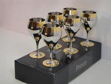 Zepter Wine Glass 2016 Prince 6pc Wine Set LS 170-2-DG Decor Gold