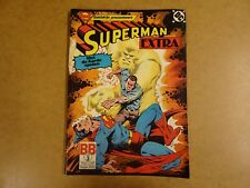 COMIC STRIP BALDAKIJN / SUPERMAN EXTRA N° 3