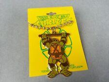 Vintage 1990 Teenage Mutant Ninja Turtles Necklace