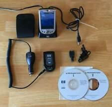 Early Adopters Dream! Hp iPaq Pocket Pc H4155 + Hp iPaq Gps Nav System - Bundle