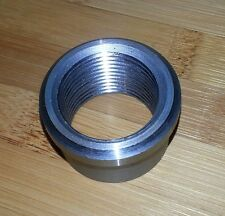 "1."" NPT Weld Bung ""STEEL"" not Chinese MADE IN THE USA."