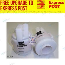 Wesfil Fuel Filter WCF23 fits Nissan X-Trail 2.5 4x4 (T31)