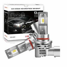 H11 H16  LED Low Beam Headlight Fog Lights Car Bulbs Kit High Power 6500k White