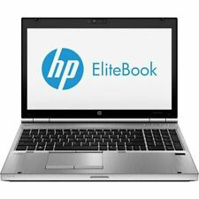 HP EliteBook 8570p i5-3320M 2.6GHZ/8GB/320GB/DVDRW/WC/Win 7 OR win 10  Pro