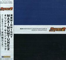USED Wangan Midnight Maximum Tune 2: Ost CD